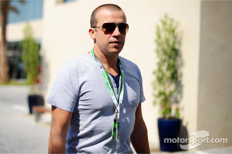 Panis no fan of 'green' F1