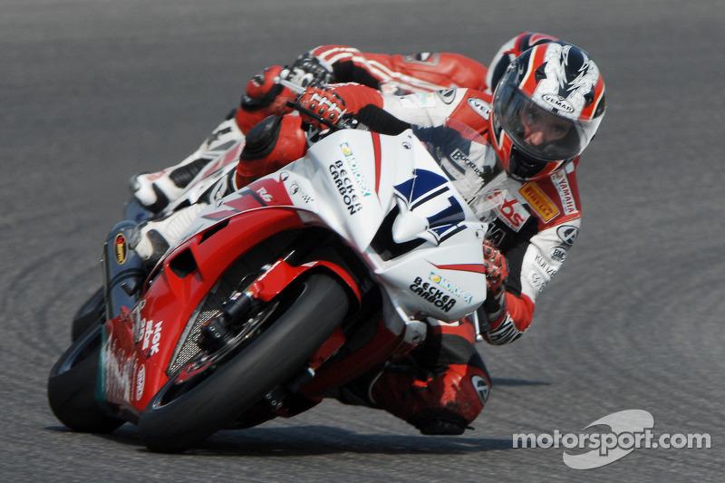 Yamaha rider Kevin Curtain retires