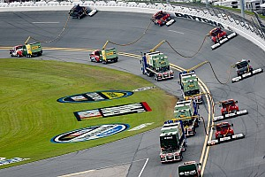 NASCAR Sprint Cup Breaking news Titanic improvement in the track-drying system