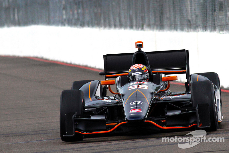 BHA to start eighth in IndyCar season opener