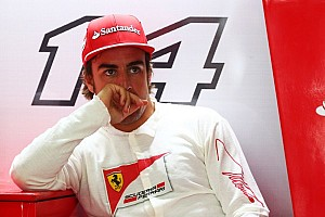 Alonso happy to be beating Raikkonen
