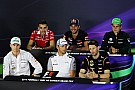 2014 Bahrain Grand Prix – Thursday press conference