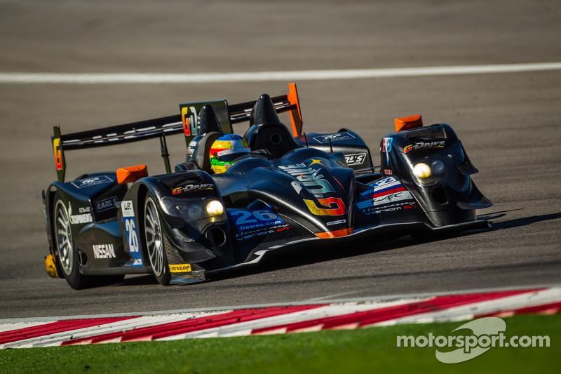 G-Drive Racing debuts its Morgan-Nissan  LM  P2