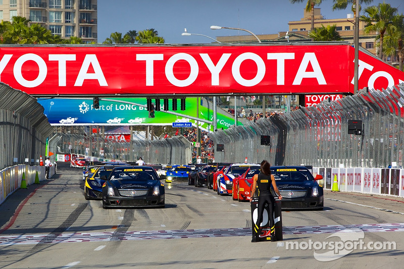 Aston Martin TRG teams do well in Long Beach