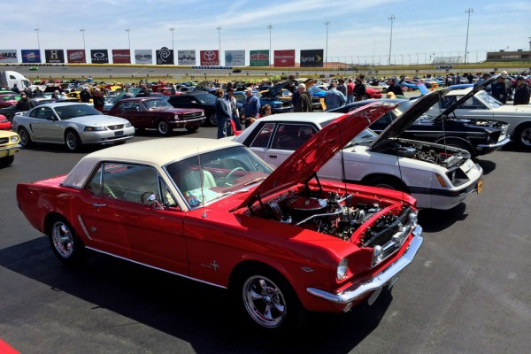Ford Racing celebrates 50 Years of Mustang - video
