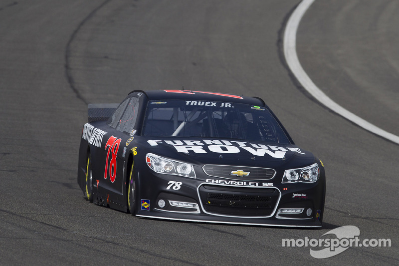 Truex Jr. says it's time to seal the short track deal