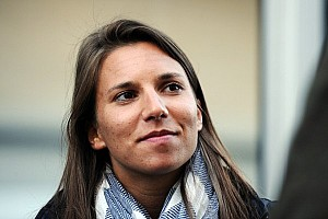 Test in Fiorano - Simona De Silvestro debuts in a Sauber F1 car