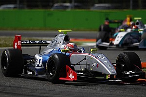 Ghiotto fights hard but gets no points in Race 1 at Alcaniz