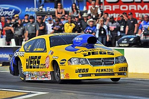 NHRA Qualifying report Coughlin looking for speed at Houston