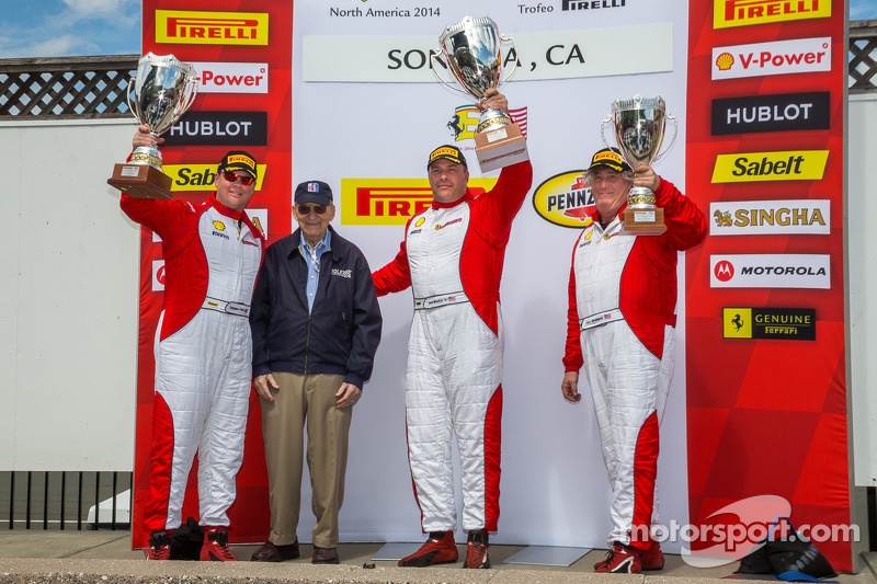 Scuderia Corsa sees success at Sonoma