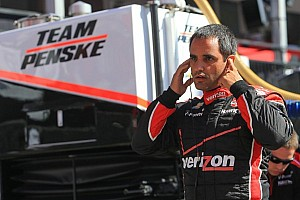 NASCAR Sprint Cup Breaking news Confirmed: Montoya to make two Sprint Cup starts for Penske