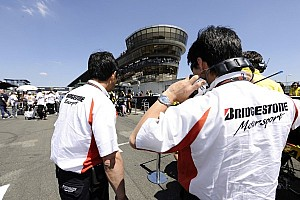 MotoGP Breaking news Bridgestone announces it is to end tire partnership with MotoGP