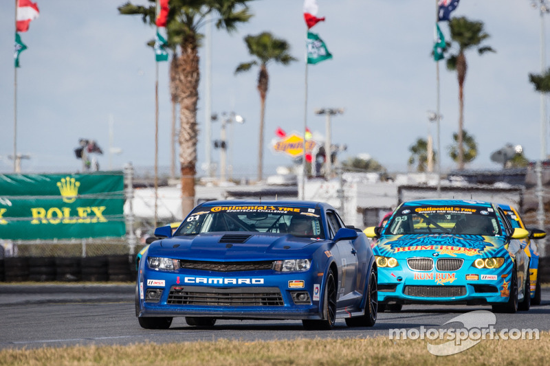 Front-row start for Camaro Z/28.R at Laguna Seca
