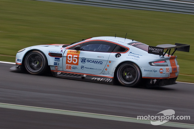 Podium finish for Young Driver AMR at Spa