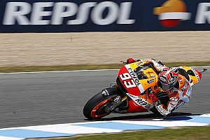 MotoGP Breaking news Marquez marks 100th Grand Prix with classy win in Jerez