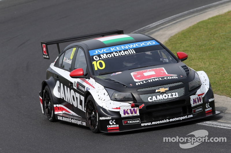 Morbidelli wins Race 2 as Citroën fails to get on the podium