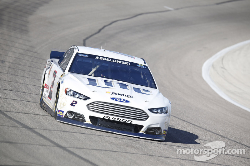 Talladega: Keselowski and Gilliland quotes