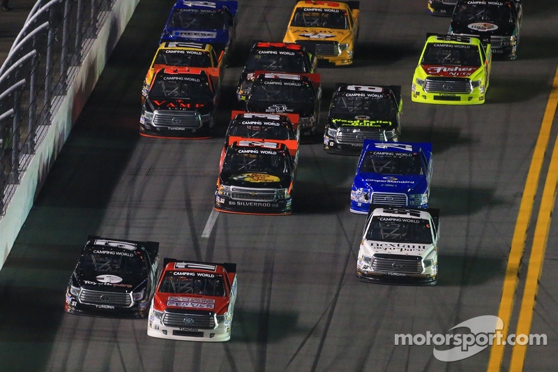 NASCAR and Camping World announce landmark extension