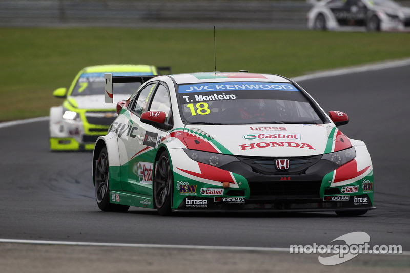 The return of the Honda Civic on the Slovakia Ring