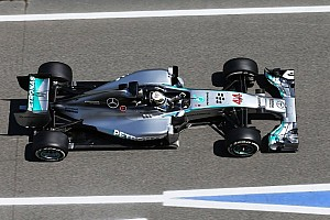 Hamilton on top again as Vettel sits out session