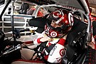 Larson and Stewart pace Friday practice sessions