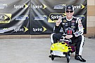 Kevin Harvick sets the pace for Sprint Cup qualifying at Kansas Speedway