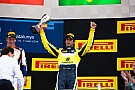 Nasr sprints to first victory at Spain
