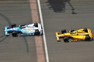 IndyCar Practice report Andretti Autosport flexes its muscles during second day of Indy 500 practice