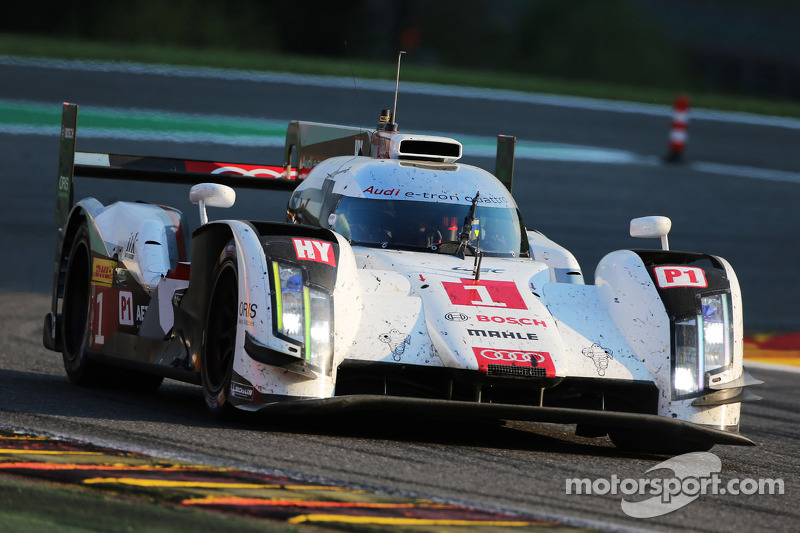 Audi develops sophisticated aerodynamics for Le Mans