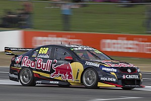 V8 Supercars Race report Lowndes collects third victory of 2014 in dominating fashion