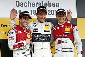DTM Race report Maiden DTM victory for Christian Vietoris