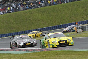 DTM Race report Audi captures DTM lead