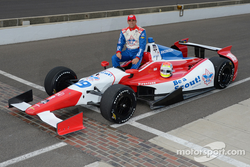 229, 229, & 230 equals three cars in the 500 for Dale Coyne Racing