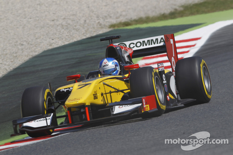 GP2 series heads to Monaco with wide opened throttle