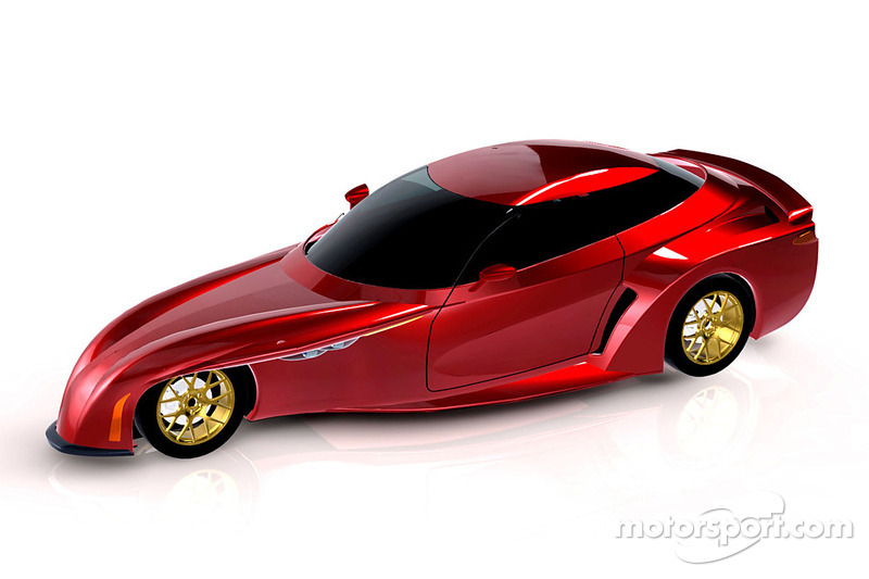 Seeing is believing? The DeltaWing four-seater road car