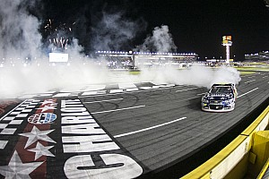 #StandWithSmoke... In Victory Lane?
