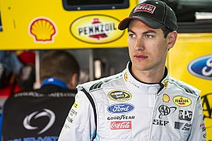 NASCAR Sprint Cup Race report Logano's twin tales at Dover