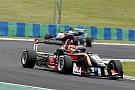 Esteban Ocon wins from Antonio Fuoco and Lucas Auer