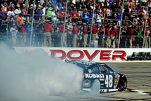 Despite back-to-back wins, Chad Knaus is far from satisfied