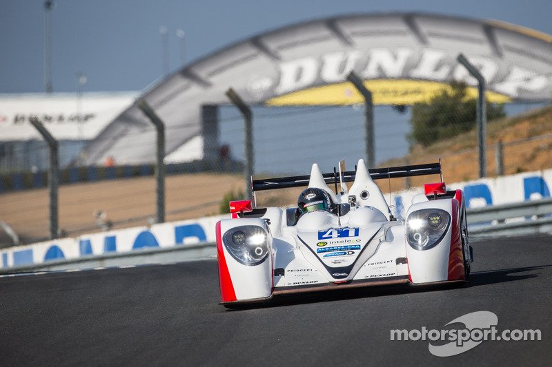 Greaves Motorsport enjoys successful Official Test Day at Le Mans