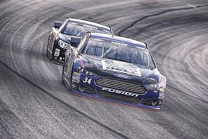 Despite repave, Ragan says 'it's still the same old Pocono'