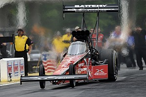 Top Fuel standout Spencer Massey excited for busy stretch starting at Bristol Dragway