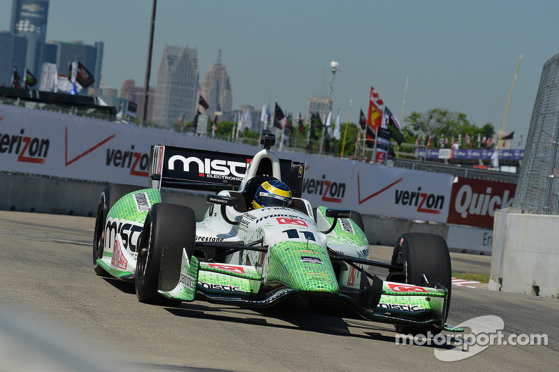Bourdais ready for challenge of Texas Motor Speedway