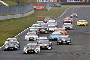 DTM Breaking news DTM commission defines the vehicle technology up to the end of the 2015 season