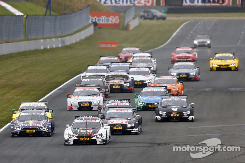 DTM commission defines the vehicle technology up to the end of the 2015 season