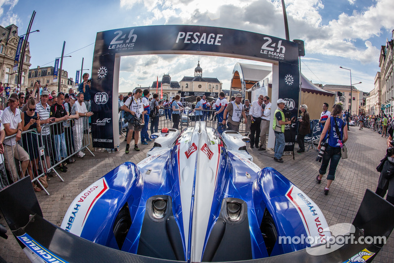 Scrutineering: What the drivers have to say