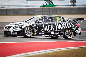 Supercars Preview Jack Daniel's Nissans primed for V8 Supercars match
