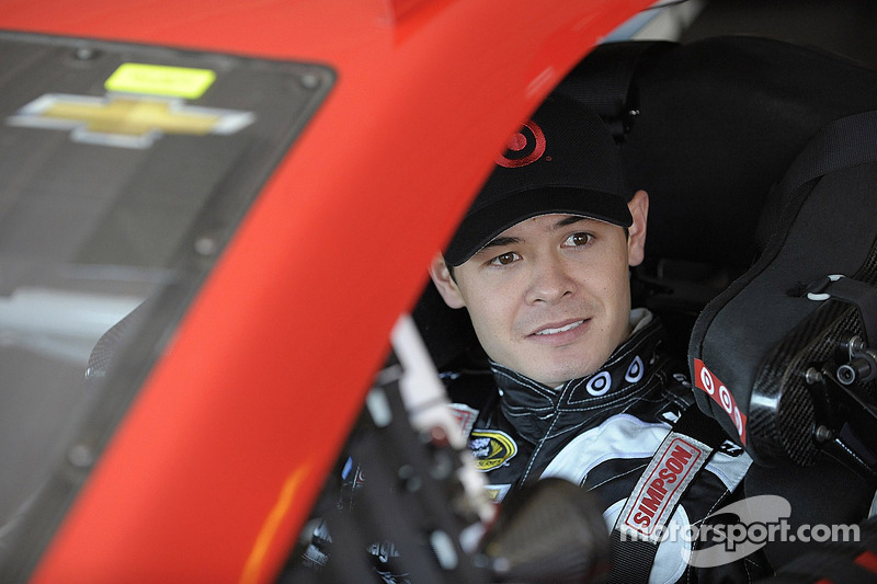 A great Father's Day weekend for Kyle Larson