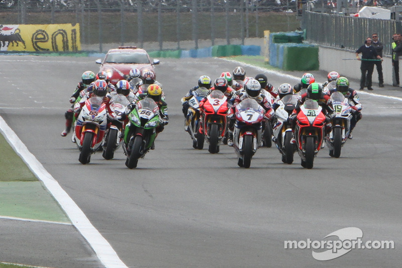 Decision of the Superbike Commission