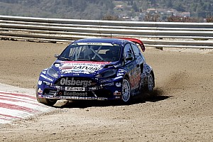 World Rallycross Race report 18-year-old Nitiss takes FIA World RX of Norway